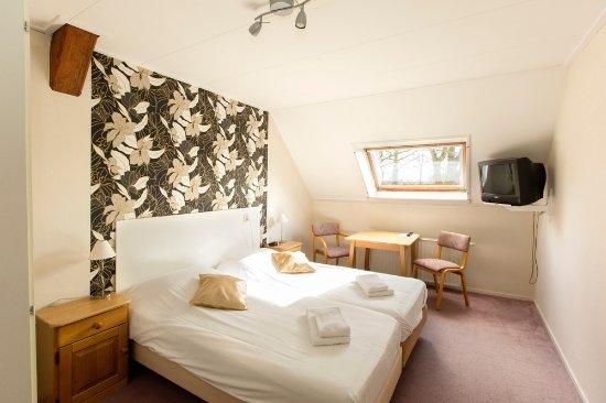 Harich, The Netherlands: voorbeeld van een kamer op de eerste verdieping