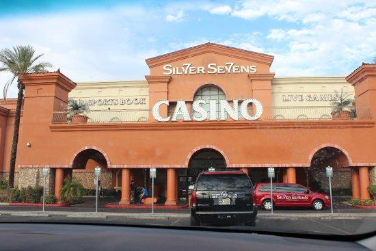 Silver Sevens Hotel & Casino afbeelding
