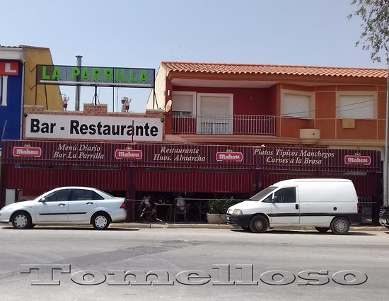 restaurante bimba tomelloso