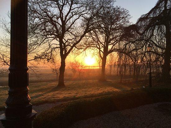 Harich, The Netherlands: Schitterend uitzicht !