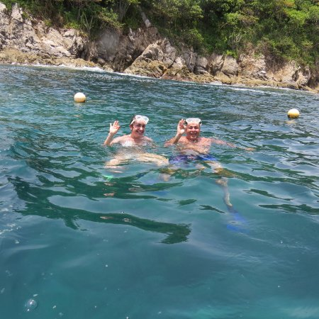 Fishing with Pulpo: snorkel soñado!!!