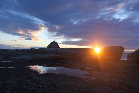 Sunrise: Bicheno Blowhole
