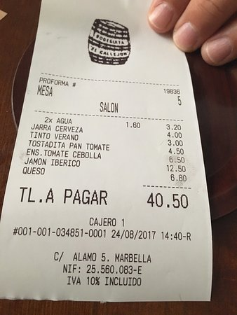 Bodeguila 'El Callejon': photo1.jpg