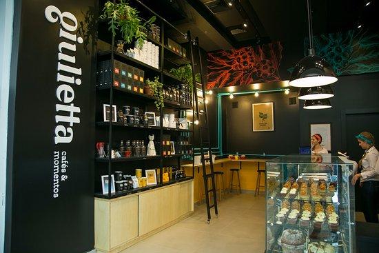 209086db6 Giulietta Cafés   Momentos