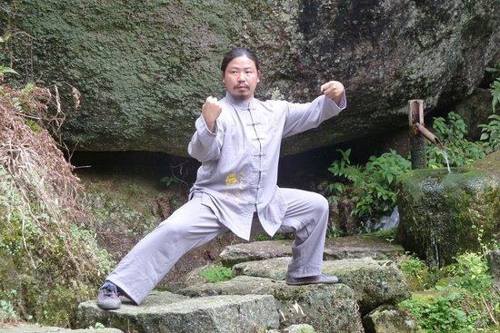 Yangshuo County, China: Huang Hua Tai Chi