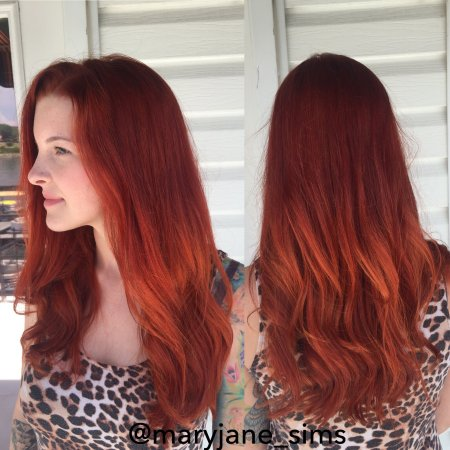 Ablution Day Spa : Hair salon!