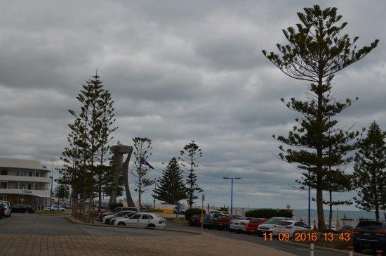 Scarborough, Australia: Car park