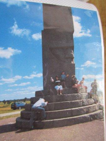 Olsztynek, Polska: pomnik