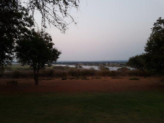 Imbabala Zambezi Safari Lodge: View from the hut...