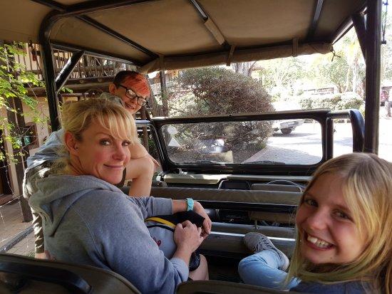 Imbabala Zambezi Safari Lodge: On the jeep safari