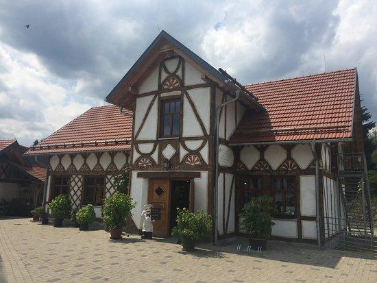 Tanne, Jerman: Das Restaurant
