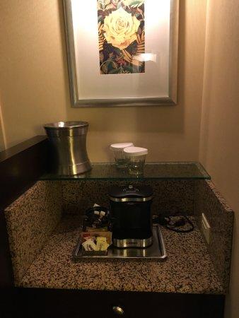 希爾頓美洲休斯頓酒店張圖片