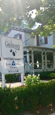 Graham's Fine Chocolates & Ice Cream: photo0.jpg