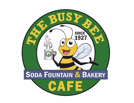Buffalo, WY: Busy Bee Logo