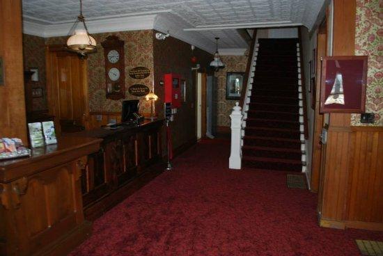 Park Hotel: Lobby