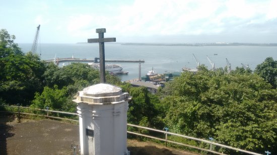 ‪‪Mormugao‬, الهند: View from Mormugao fort‬