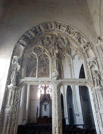 Chapelle du Saint-Esprit: Inside of chapel