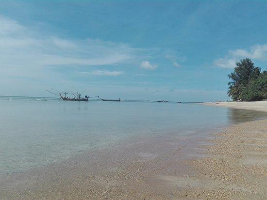 Villa Nalinnadda: Spiaggia sottostante