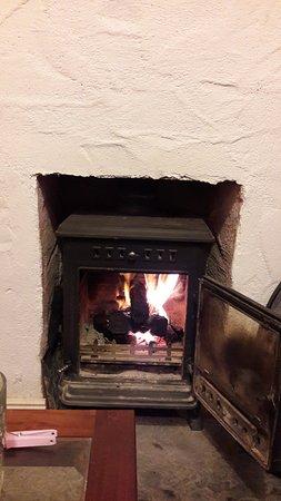 Ardrahan, Irlanda: petite flambée d'un soir