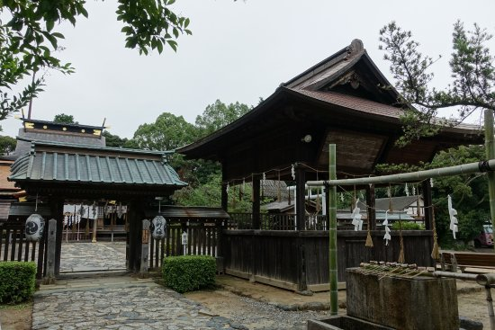 ‪Ino Hachiman Shrine‬