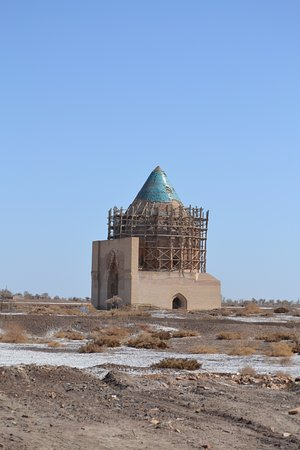 Sultan Tekesh Mausoleum