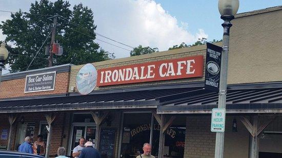 ไอรอนเดล, อลาบาม่า: Irondale Cafe, Irondale AL