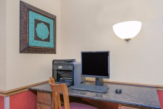Marshalltown, IA: Hotel Guest Business Center
