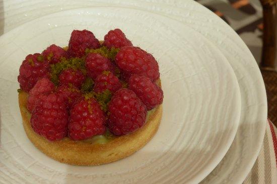 Restaurant Clair de Plume Gastronomique : Dessert