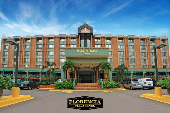 Florencia Plaza Hotel: Fachada principal