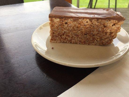 Killearn, UK: Crispy cake