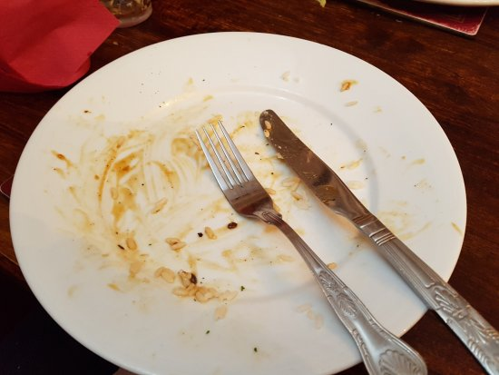Spennymoor, UK: Clean plates is the best compliment I can give