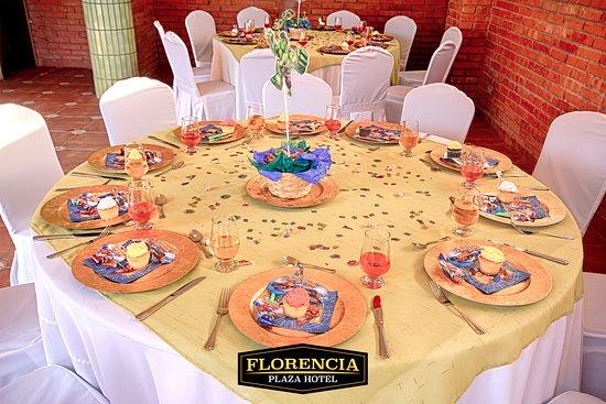 Florencia Plaza Hotel: Terraza de Don Pío