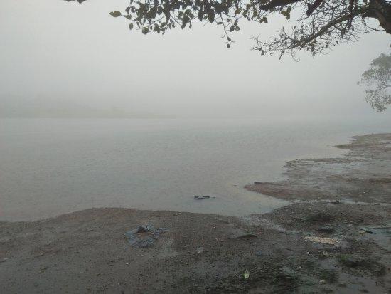 A Rainy Sunday At Tinas Lake Lonavala Picture Of Tungarli Lake