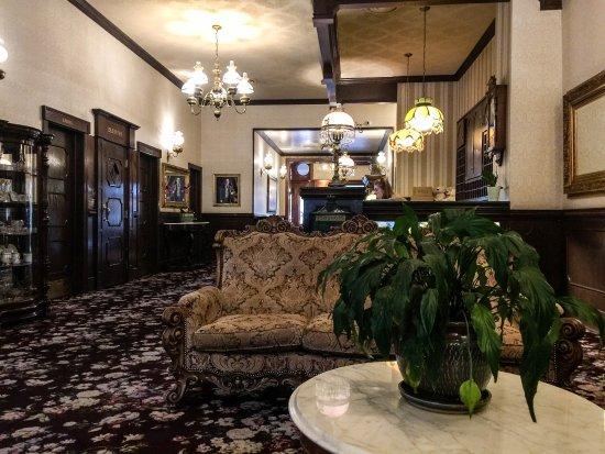 General Palmer Hotel: Lobby