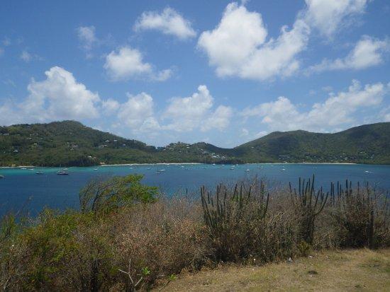 Princess Margaret Beach: Looking towards PM Beach