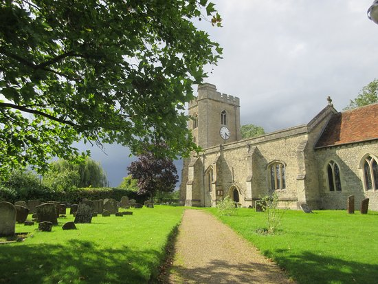 Grendon Underwood, UK: St Leonards Church
