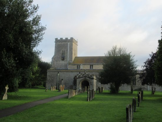 Twyford Church