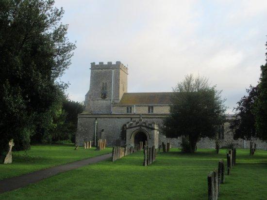 Twyford, UK: Twyford Church