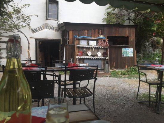 Saint-Dalmas-le-Selvage, Francia: Le Pratois