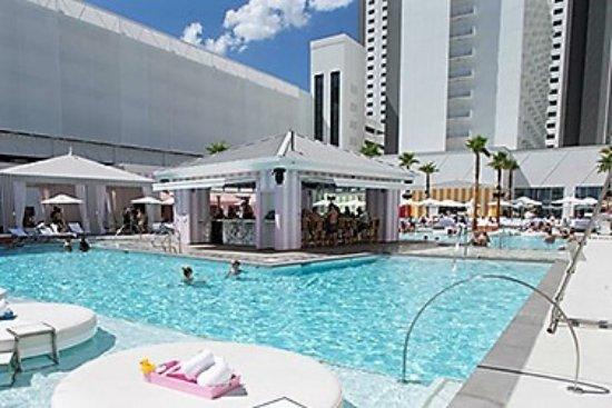 Pool picture of sls las vegas hotel casino las vegas for Pool show vegas