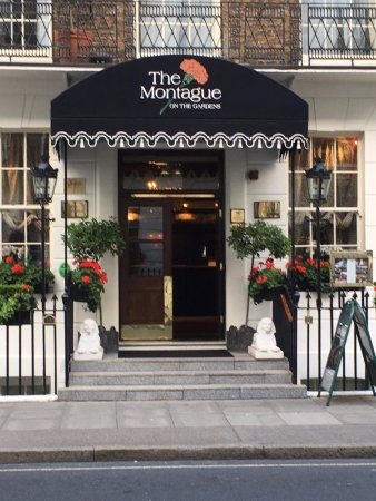 THE MONTAGUE ON THE GARDENS   Updated 2018 Prices U0026 Hotel Reviews (London,  England)   TripAdvisor Nice Look