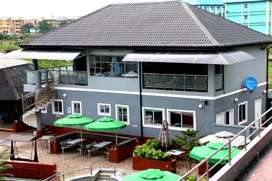 Entrance - Picture of All Seasons Hotel - Owerri, Lagos - Tripadvisor