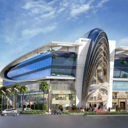 Surat, Indie: Rajhans Ornate High Street Retail Hub