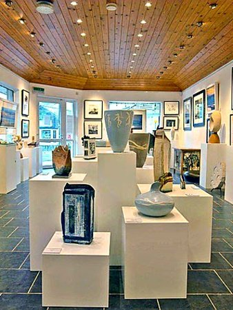 Polzeath, UK: Whitewater Gallery