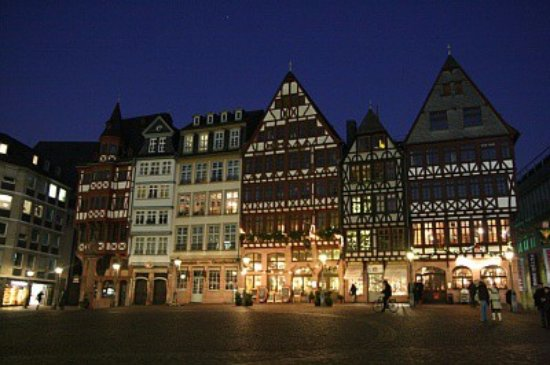 romantic things to do in frankfurt