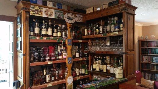 Laggan, UK: Scotch corner