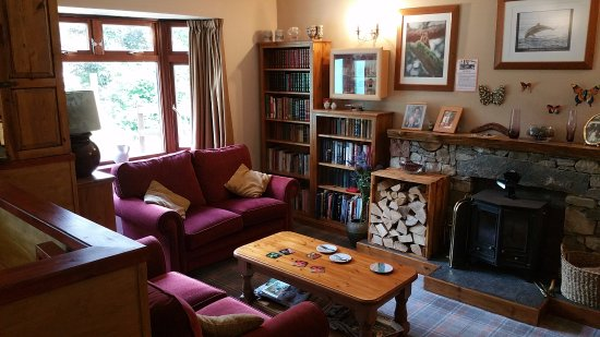 Laggan, UK: Lounge