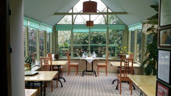 Laggan, UK: Dining room