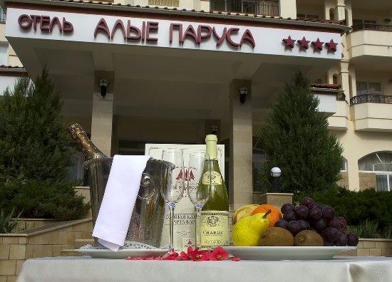 Alye Parusa Hotel Bild