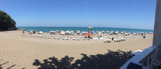 Akcakoca, Turkey: Kalkın plajı